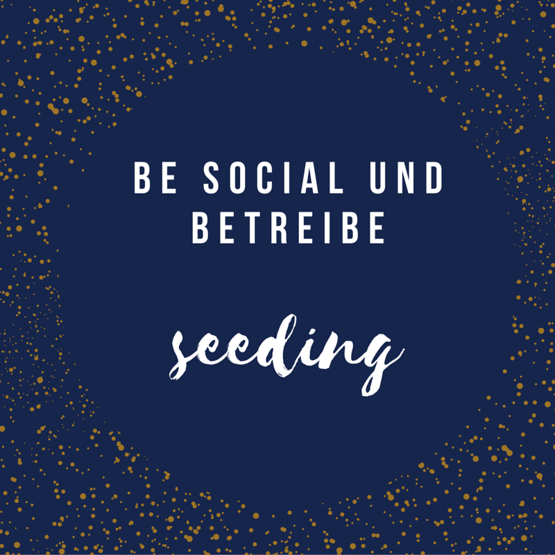 SEO Tipp von Ocular Online: soziale Medien nutzen, Motov: blaue Grafik mit Sternen