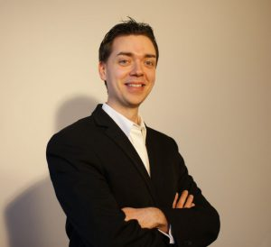 Portrait Christoph Mohr für Ocular Online Interview