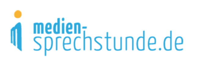 Logo der medien-sprechstunde